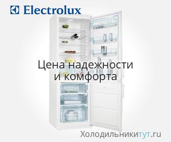 Холодильник Электролюкс двухкамерный — цена надежности и комфорта