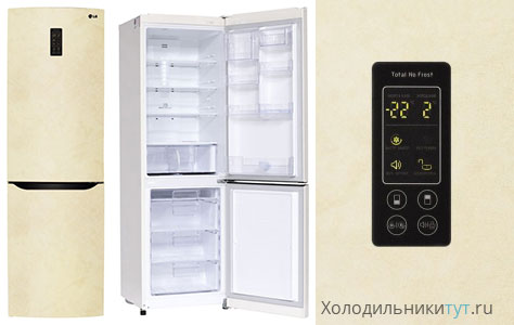 Фотографии холодильника