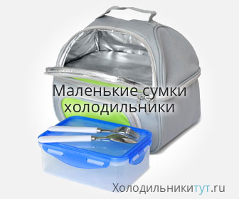 Маленькие сумки холодильники — для всей семьи на каждый день